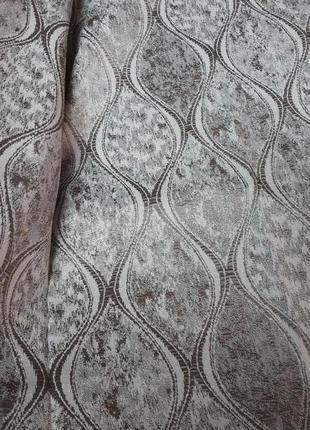 Портьера,ткань шторная 8798