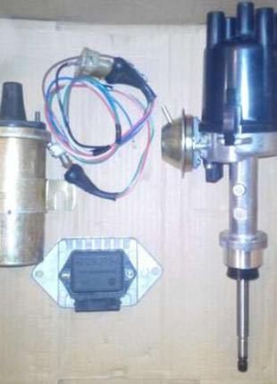 Электроное зажигание ваз 2101 2102 2103 2104 2105 2106 2106 БС...
