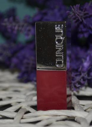 Фирменная элитная помада для губ clinique pop lip colour ориги...