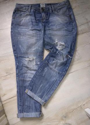 Брендовые 👖 джинсы (бойфренд, рваные)