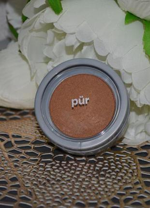 Бронзатор или хайлайтер pur mineral glow bronzer powder 4 в 1 ...