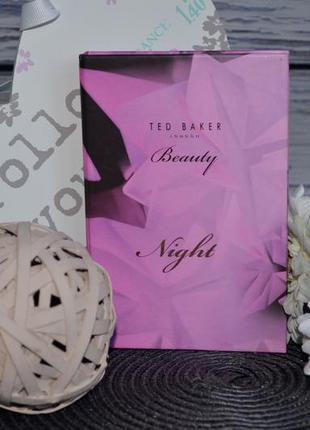 Фирменный набор косметики палетка для макияжа ted baker night ...