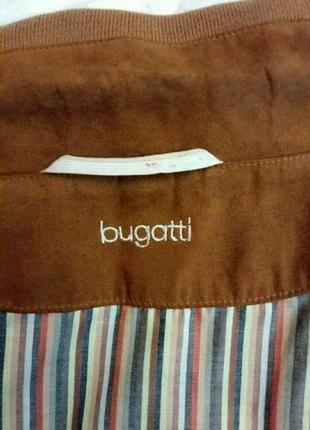 Мужская куртка BUGATTI Размер 60 Хаки Коричневый