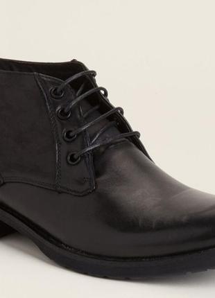 Кожаные ботинки, steve madden, 44 р.
