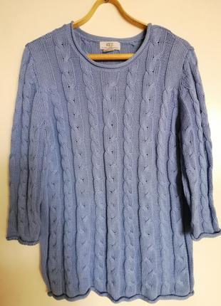 Хлопковый свитер bonprix, xl