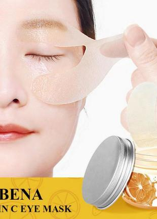 Акция 🔥распродажа патчи для глаз vitamin c гиалуроновая кислот...