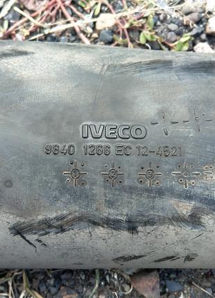 98401266 патрубок воздушного фильтра Iveco Eurocargo