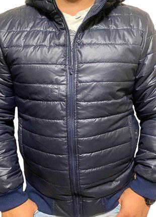 Модная мужская куртка весна осень