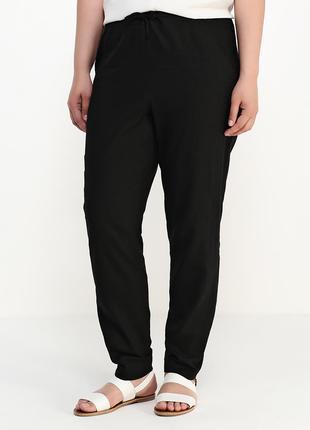 Женские летние брюки silver string eu50 наш 54-56 большой размер