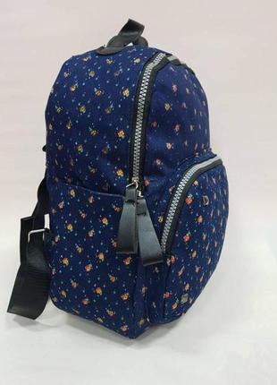 Городской рюкзак / женский молодежный спортивный вместительный...