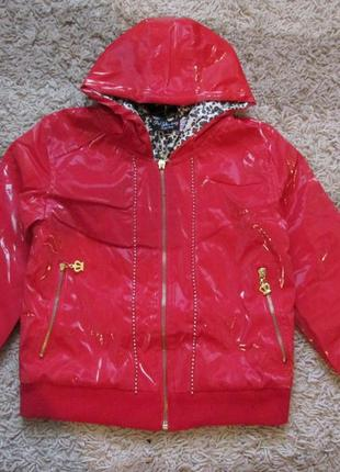 Куртка на девочку / детская курточка дождевик ветровка парка п...
