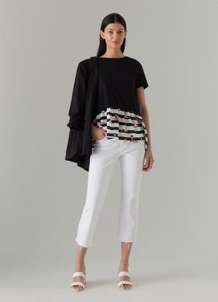 Женская футболка mohito блуза блузка l-xl 48-50р