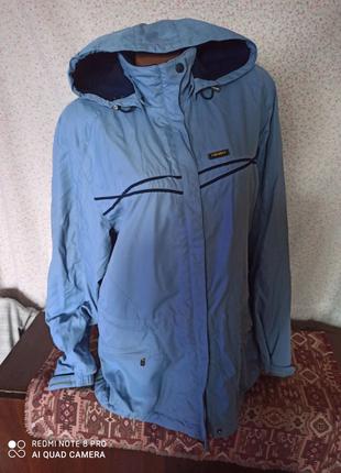 Спортивная куртка-ветровка женская 46-48р.
