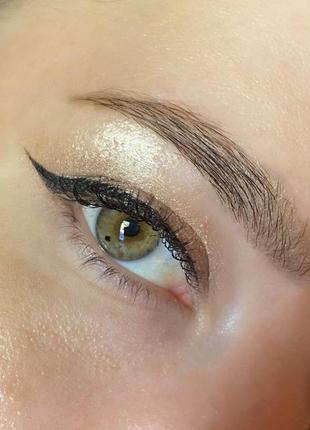 Помадка для бровей 100% pure - long last brows в оттенке blond
