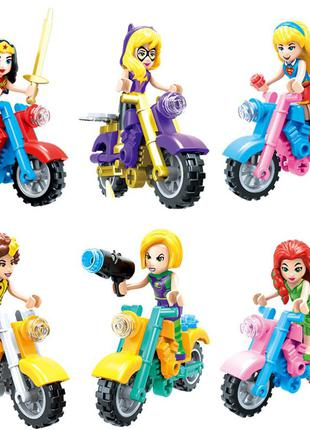 Фигурки, человечки супер-женщина, чудо-женщина лего, lego аналог