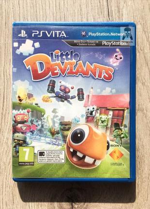 Little Deviants (б/у) (рус. суб.) PS Vita