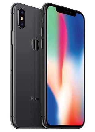 IPhone X 64GB Space Gray (REF)