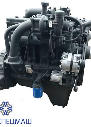 Двигатель Д-245 на  автомобиль ЗиЛ-130, ЗиЛ-131, ГАЗ-53, ГАЗ-66.