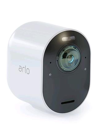 Умная камера видеонаблюдения Arlo Ultra 4K (Витринный образец)