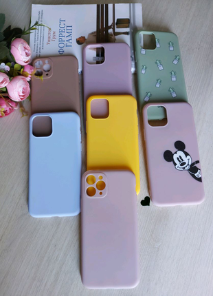 Чехлы на Iphone 11 Pro