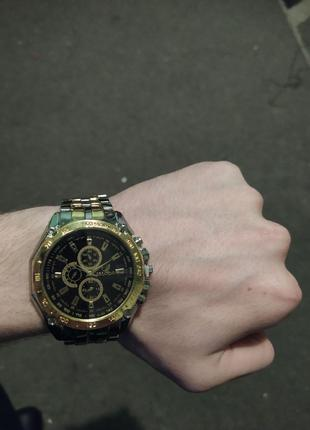 Солидные наручные часы Oreando Tachymeter