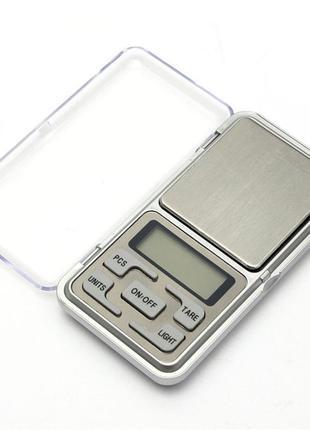 Весы ACS 200gr/0.01g MS 1728B Domotec