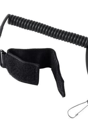 Страйкбол!!! Тактический шнурок с креплением на пояс.