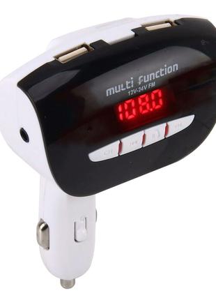FM-трансмиттер модулятор для авто MP3 Bluetooth H21BT