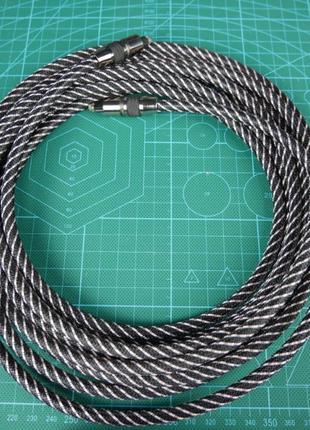 Цифровой оптический кабель (оптоволокно) Toslink - Toslink 5м