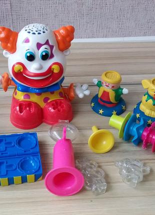 Набір для пластеліну Play Doh Клоун