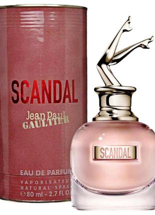 Jean Paul Gaultier Scandal парфюмированная вода женская 80 мл