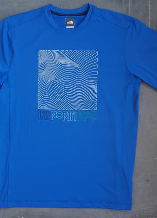 Мужская синяя футболка The North Face
