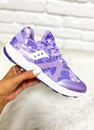Кроссовки saucony s-voxel 9000 purple sk160980 38.5-39 размер ...