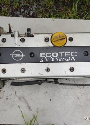 ГБЦ головка блока Opel Vectra B 2.0 1.8 Клапанная крышка