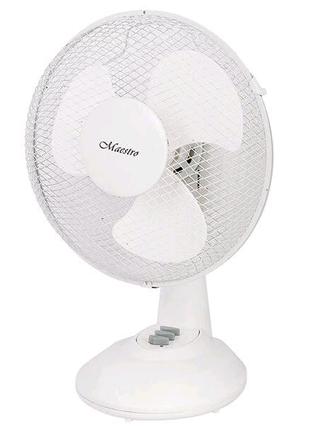 Вентилятор настольный Maestro MR-903 45 Вт