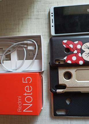 Xiaomi Redmi Note 5 3/32 Global Version + подарок
