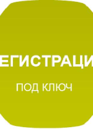 Регистрация ООО, ЧП с НДС, единый налог ( Недорого, Срочно ) Днеп