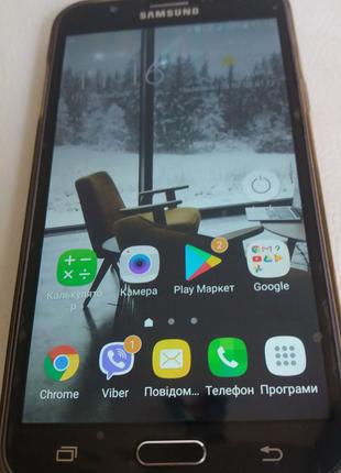 Samsung J700H J7 2015 в рабочем состоянии