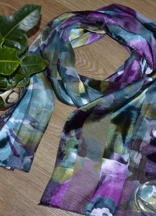 Легкий шарфик - весенний аксессуар для отличного женского наст...