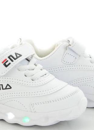 Мигающие кроссовки для девочки кросівки для дівчинки р.26-31 н...
