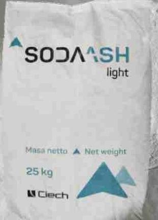 Сода кальцинированная техническая (карбонат натрия), Ciech Польша