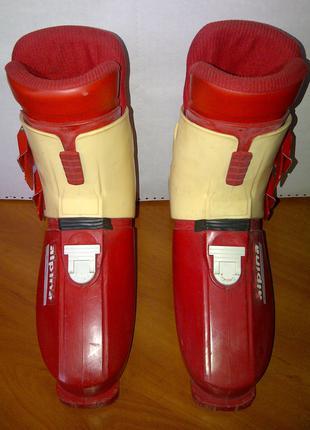 Гірськолижні черевики Горнолыжные ботинки ALPINA