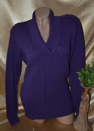 Брендовый , модный свитер ,джемпер от  biaggini