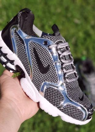 Nike Spiridon Cage 2 Stussy Pure Platinum