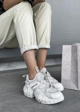 Шикарные кроссовки люкс качества джимми чу