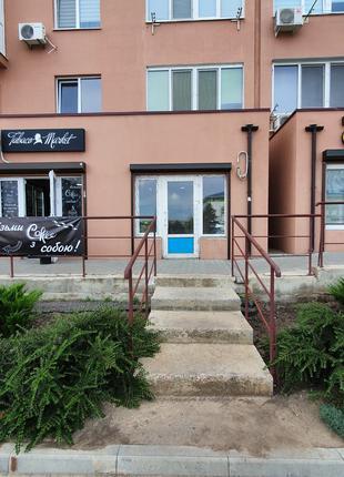 В продаже офисное помещение на пересечении  Сахарова и Бочарова