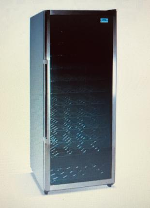 Винный шкаф CRW 350B-Crystal