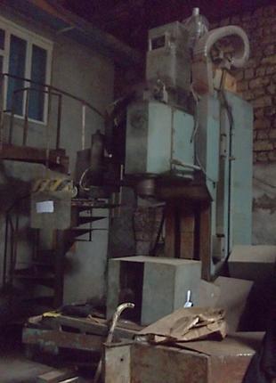 Станок сверлильно-фрезерно-расточной с ЧПУ СС2В05ПМФ4