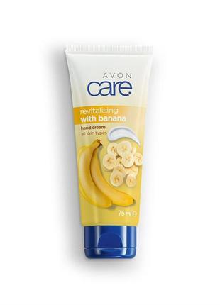 Крем для рук з ароматом банану «тонус»