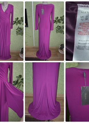 Английское, брендовое, шикарное платье в пол от известного бре...